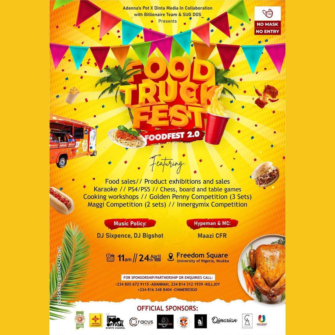 FOOD FEST 2.0